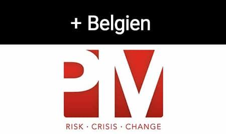 PM • Risk Crisis Change, Belgien