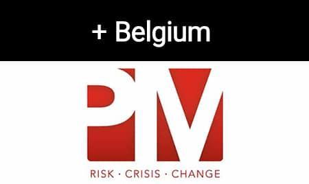 PM • Risk Crisis Change, Belgium