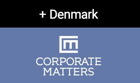 Corporate Matters, Denmark