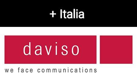 daviso GmbH, Italia