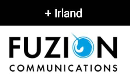 FUZION Communications, Irland